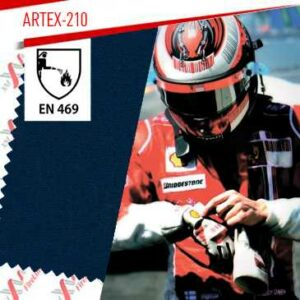 Artex-210 fr fabric has got a renewal of EN 469 certification