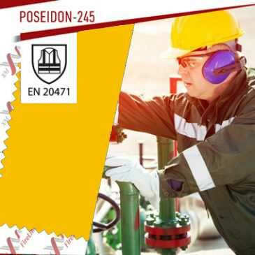 Poseidon-245 (HV Yellow) certified to EN 20471