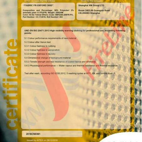 fr-oxford-250-hv-yellow-20471-certificate